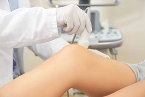 Hyularonic Acid Gel Injections for Knee Pain with Ultrasound Guidance